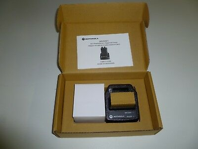 NEW Genuine Motorola RLN5703C Minitor V Drop in Charger Cradle w Power Cord