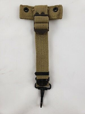 Wwii Us Army, Airborne, Cavalry Extension Strap For Wwii Canteen