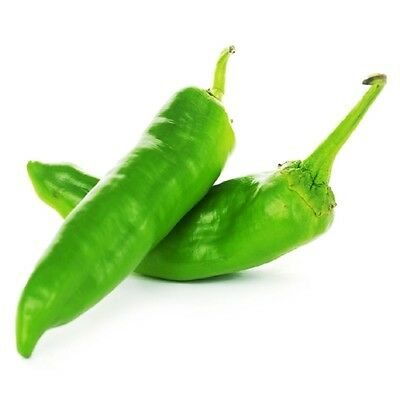 1 Pack 100 Green Chili Pepper Seeds Paprika Capsicum Cayenne Pepper Organic S043