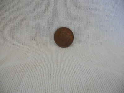 United States Coin - 1836 Coronet - Liberty Head - Large One Cent Coin