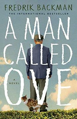A Man Called Ove by Fredrik Backman (Hardback, 2014)