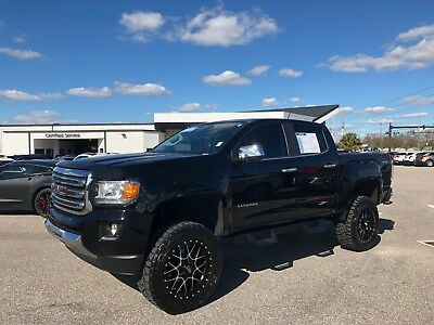 2017 GMC Canyon SLT 2017 GMC Canyon DuraMax LIFTED!!