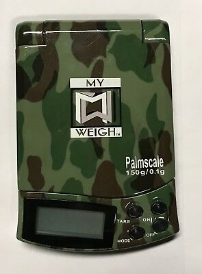 My Weigh PALMSCALE 3.0 150 g / 0.1 g Used But Working Perfectly