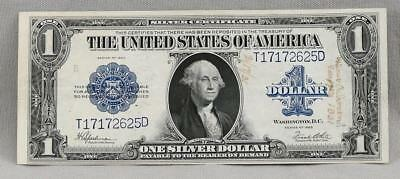 1923 $1 United States Silver Certificate Large Note!