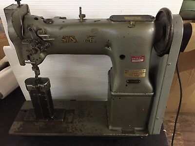 industrial sewing machine Singer 138w102 Walking Foot Machine High Post