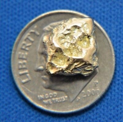 Gold Nugget 2.4 Grams #132