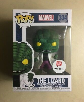 Funko POP The Lizard (Spider-Man) Marvel Walgreens Exclusive Vinyl Figure #334