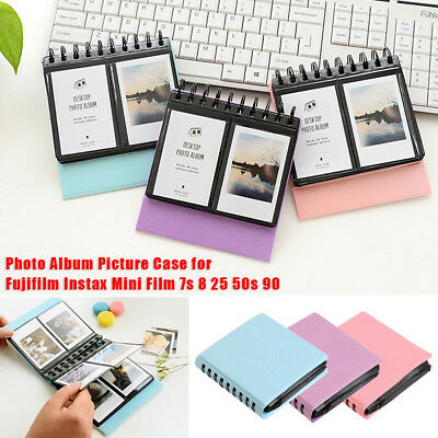68Pockets Album Photo Book Case For Fujifilm Instax Mini8 7s 25 50s 90-Polaroid