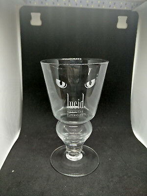 Lucid  Absinthe Glass in Great shape