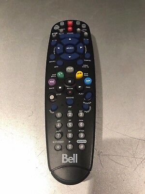 Bell DISHNET199533 5.4 IR Satellite Remote Control for Bell 9241,9400,6131,6400