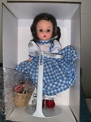 """Madame Alexander 8""""  Dorothy with ToTo New in box NRFB 13202"""