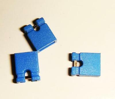 2.54 mm 2.54mm Jumpers Jumper for Hard Drive & Circuit board - lot of 3
