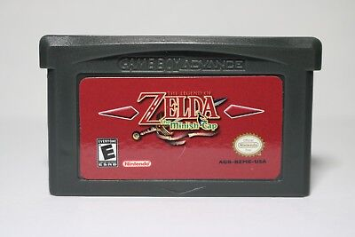 The Legend of Zelda: The Minish Cap for the GameBoyAdvance - US Seller