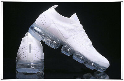 Nike Air VaporMax Flyknit 2 (white) Men Running Shoes