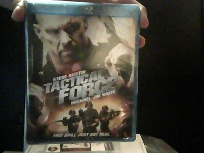 Tactical Force (Blu-ray Disc, 2011)Steve (Stone Cold)Austin,new sealed FREE SHIP