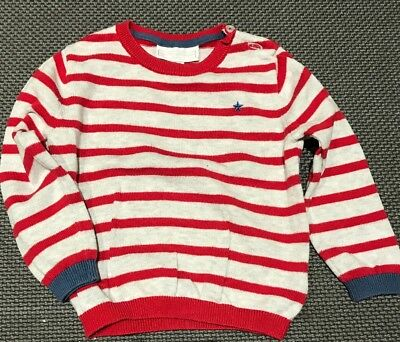 Little White Company Top Jumper New With Tags 9-12 Months
