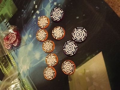 Android Netrunner Credit Tokens Regionals 2018