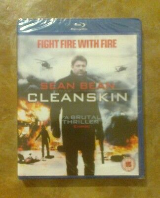 Cleanskin (Blu-ray, 2012)