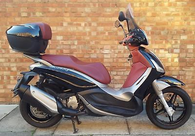 Piaggio Beverly ST 350, One owner from new.