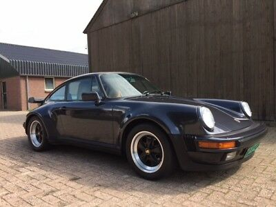 Porsche 911 Turbo 1987 ,UK new Delivery ,  LHD