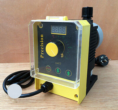 JLM0110 PVC Solenoid Operated Diaphragm Metering Pump 1L/H 10bar 220V