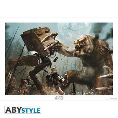 STAR WARS - Masterprint Rancor (50x70) Abystyle