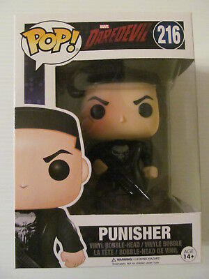 Funko Pop! Vinyl - Daredevil #216 - The Punisher - Sealed