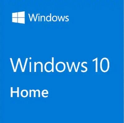 Microsoft Windows 10 Home 32&64 Bits OEM - Win 10 Home Produktkey per mail