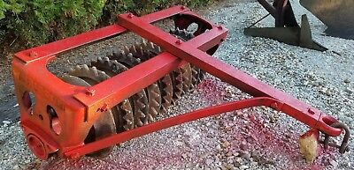 Brillion 4 Ft. Wide Cultipacker Food Plot Garden Roller  Field Ready!