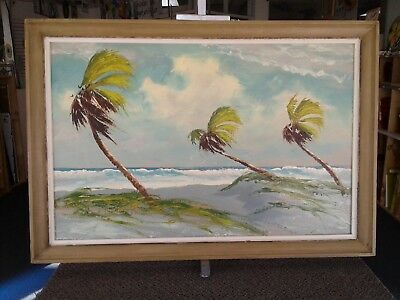 American Florida Highwaymen Alfred Hair