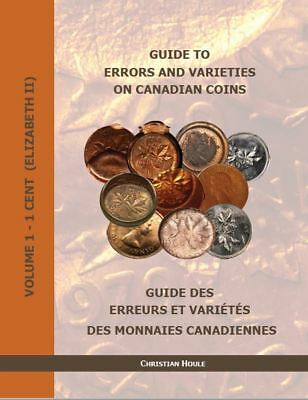 PDF: Guide to errors and varieties on Canadian coins, Volume 1: 1 cent