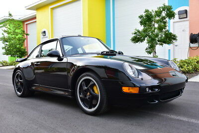 1997 Porsche 911 Turbo Turbo, 24,000 Miles, Superbly maintained, Serviced,  P Zeros