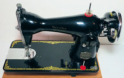 RARE Macy's Precision Vintage Sewing Machine - Made in Japan - GM Delco Motor