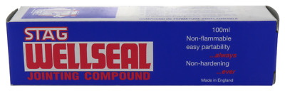 Stag Wellseal Jointing Compound Tube 100ml -for certain cylinder heads / gearbox