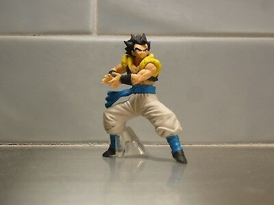 Dragon Ball Z Figure  Gogeta HG VS Gashapon Figure Bandai  DBZ GT KAI