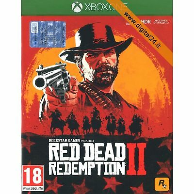 Red Dead Redemption 2 - XBOX One [ITA]