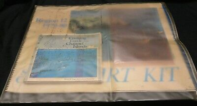1979-80 Southern California Chart Kit + Cruising Channel Islands Book&Accesories