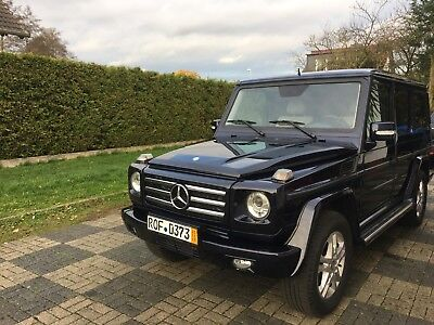 Mercedes Benz G 350 BLUTEC TOP W463