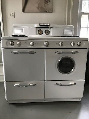 1950's Vintage Stove Western Holly SupreMacy