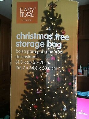 ac595754e20f Easy Home Premium Red Rolling Christmas Tree Storage Duffel Bag for 9 Ft  Tree