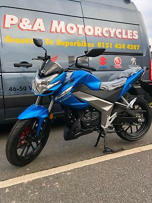 KYMCO VSR 125 i, Naked Super Sport, 125cc, Learner Legal