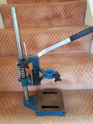 Clarke Metalworker Drill Stand Pre-owned