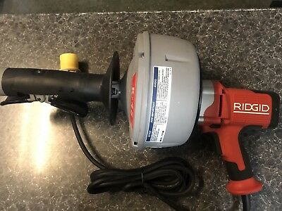 Ridgid K-45 Drain Cleaning Hand Machine 110V