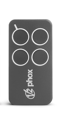 Phox Rolling Code Transmitter with 4 buttons - PHOX 4 - Ellard