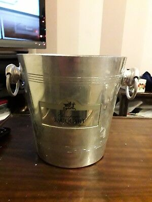 Vintage French JACQUART Reims champagne/ice bucket