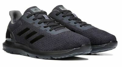 more photos a6b43 9fdcf ADIDAS MEN RUNNING Shoes Cosmic 2 Trainers Cloudfoam Training Black CQ1711  New