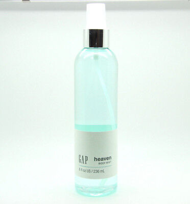 Gap Heaven Fragrance Spray Body Mist 8 fl oz New Bottle Bigger Size Free Ship