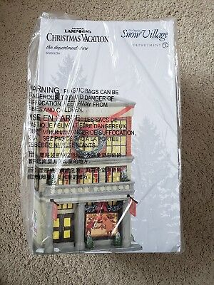 Department 56 Christmas Vacation The Department Store 6000634