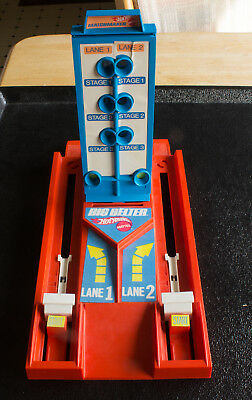 "Mattel Hot Wheels Drag Racing ""Big Belter"" with MatchmakerTower 1970"
