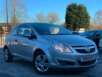 2010 VAUXHALL CORSA 1.2i 16v (A/C) ENERGY, WOW ONLY 52K GENUINE LOW MILES !!!